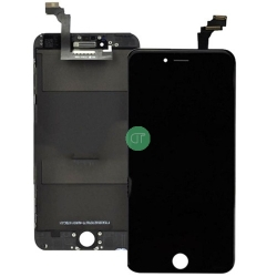 LCD PER IPHONE 6 PLUS NERO ORIGINALE RIGENERATO