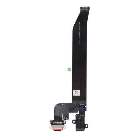 FLAT CARICA DOCK ONEPLUS 5T A5010 CON MICROFONO