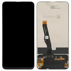 LCD DISPLAY PER HUAWEI P SMART Z STK-LX1 VETRO NERO
