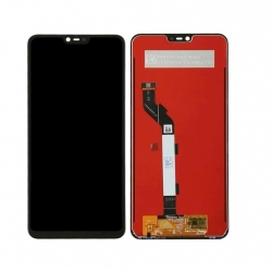 LCD DISPLAY XIAOMI MI 8 LITE NERO M1808D2TE D2TG