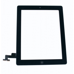 VETRO TOUCH SCREEN PER IPAD 2 (NERO)