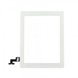 VETRO TOUCH SCREEN PER IPAD 2 (BIANCO)