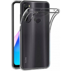 CUSTODIA COVER XIAOMI NOTE 8T TRASPARENTE