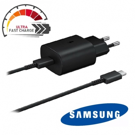 CARICABATTERIE SAMSUNG FAST CHARGE ORIGINALE EP-TA800