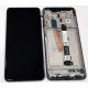 LCD DISPLAY XIAOMI POCO X3 CON FRAME NERO ORIGINALE M2007J20C