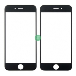VETRO PER IPHONE 6 NERO
