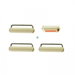 SET TASTI LATERALI PER IPHONE 6 ORO